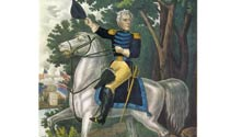 Andrew Jackson on Horseback, American Heritage Archives