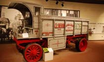 Electric Truck, State Museum of Pennsylvania