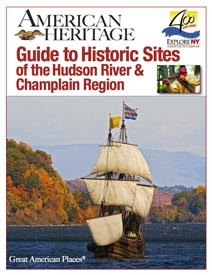 Guide to Historic Sites of New York's Hudson River and Lake Champlain Region