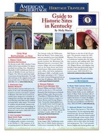 Guide to Historic Sites of Kentucky