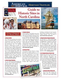 North Carolina Historic Guide