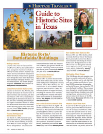 Guide to Historic Sites of Texas