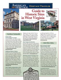 Guide to Historic Sites of West Virginia