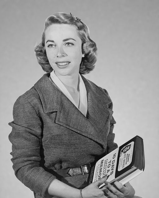 Portrait of Dr. Joyce Brothers