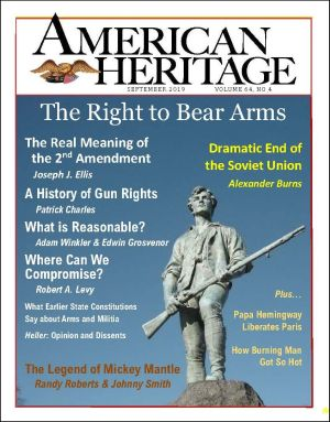 American Heritage Summer 2019 Issue