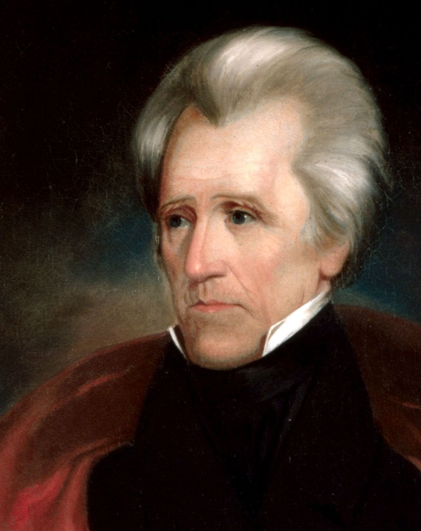 Andrew Jackson broke with many precedents during his two terms.