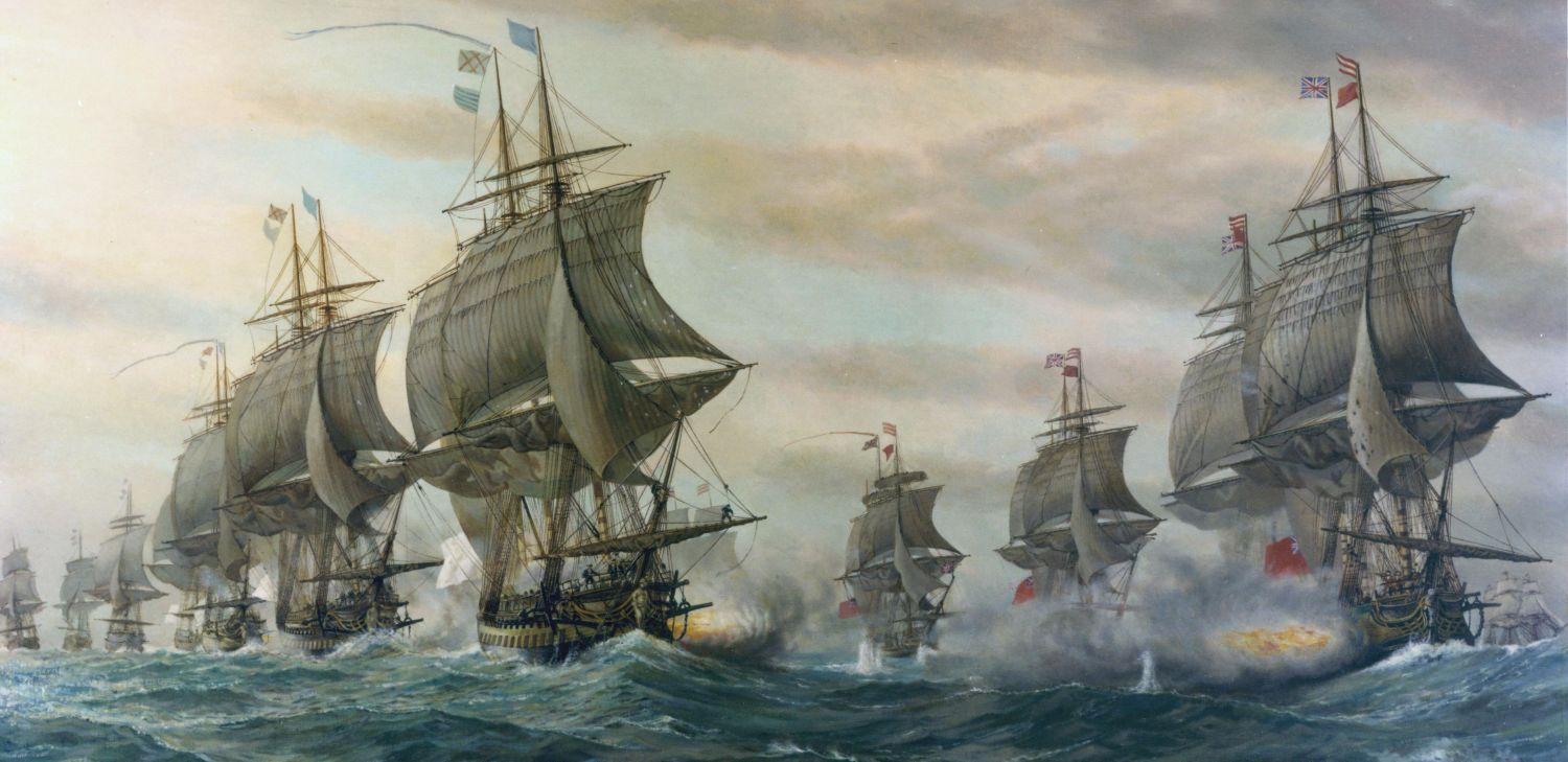 The Battle of the Chesapeake took place near the mouth of the Chesapeake Bay on September 5, 1781.