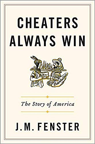 "Book cover of ""Cheaters Always Win"" by Julie Fenster"