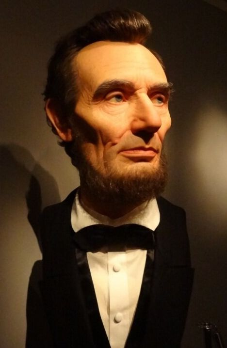 Lincoln statue at the Reagan Library.