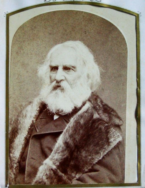"They were entertained by Henry Wadsworth Longfellow at his home at Cambridge. When he saw Bright Eyes, he said, ""This could be Minnehaha,"" the Indian maiden in his poem, ""The Song of Hiawatha""."