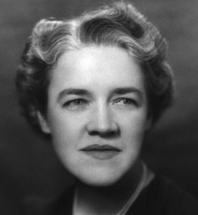 Portrait of Margaret Chase Smith