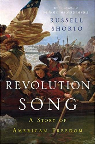Revolution Song by Russell Shorto