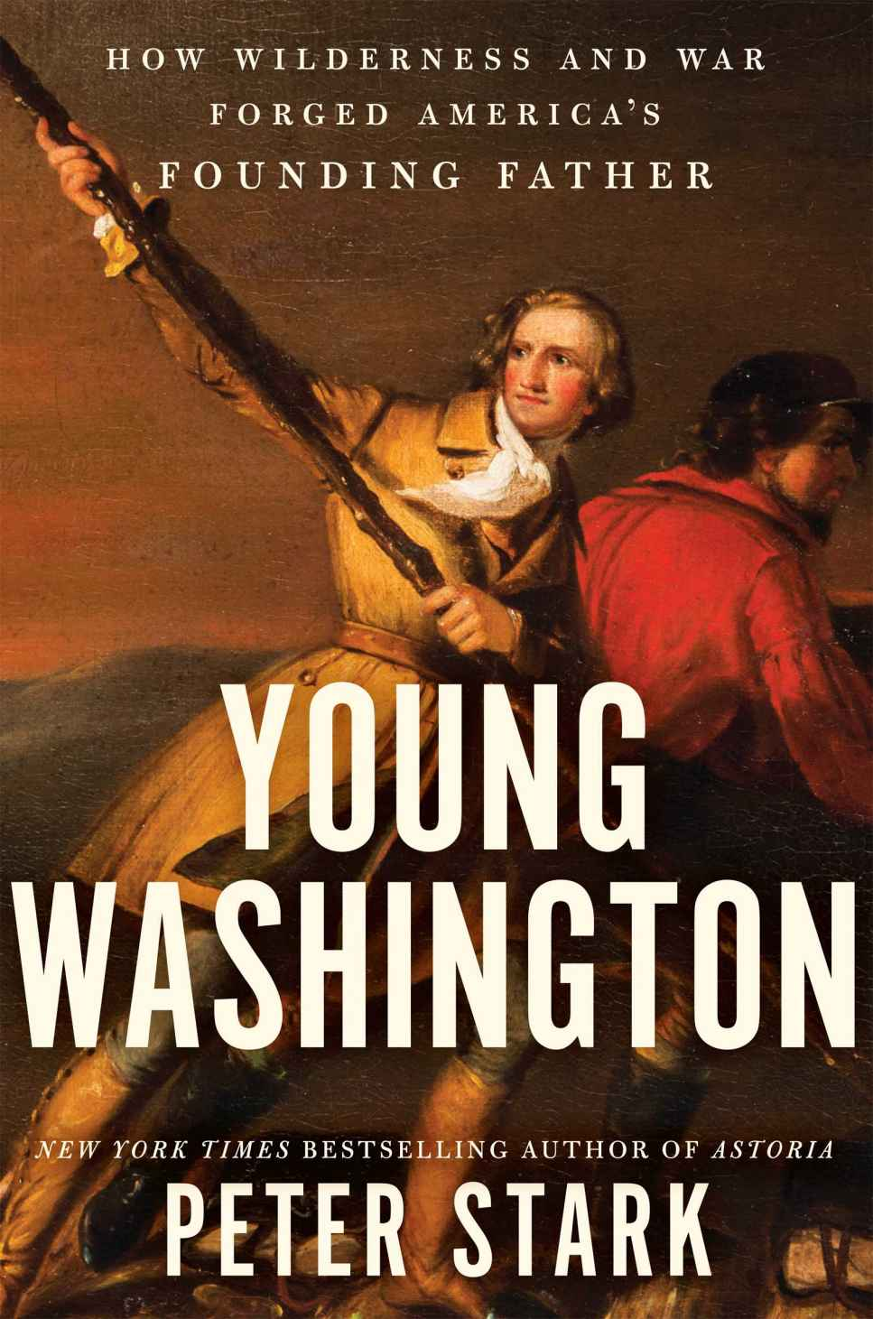 The Young George Washington, by Peter Stark