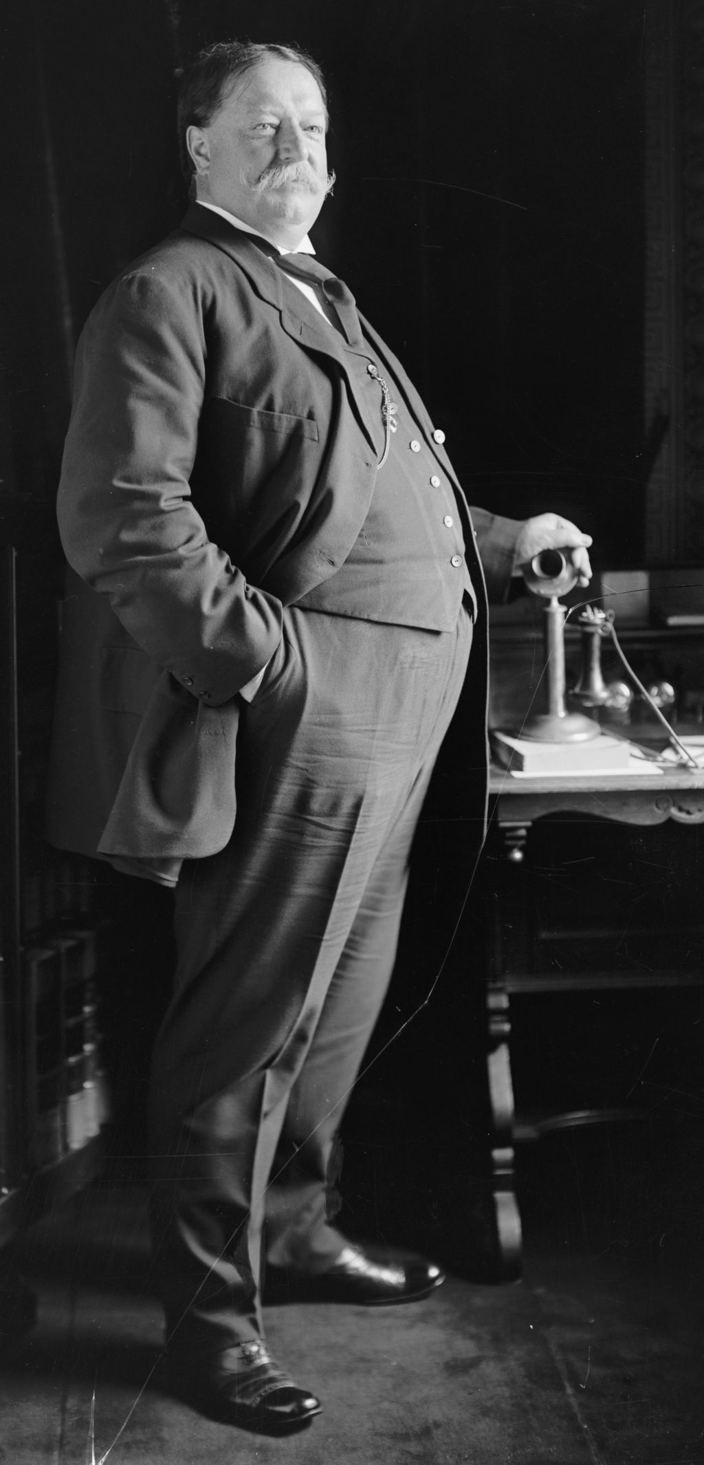 William Howard Taft in the White House