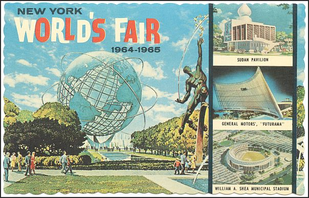 NY WOrld's Fair