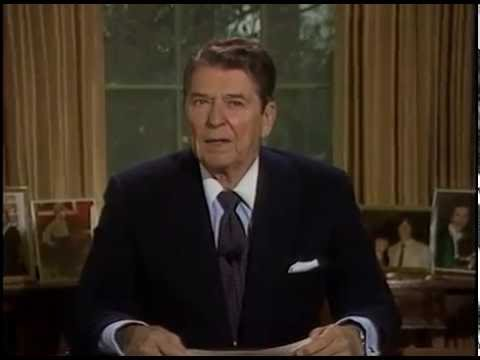 Reagan address