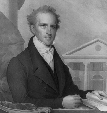 Josiah Quincy served in Congress from Massachusetts, and later was Mayor of Boston and President of Harvard University. Library of Congress