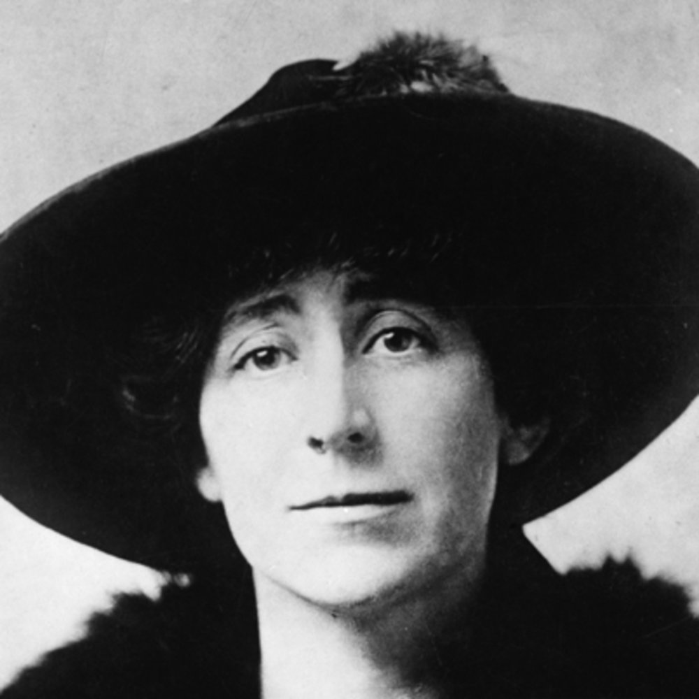 Jeannette Rankin was the first woman elected to Congress.