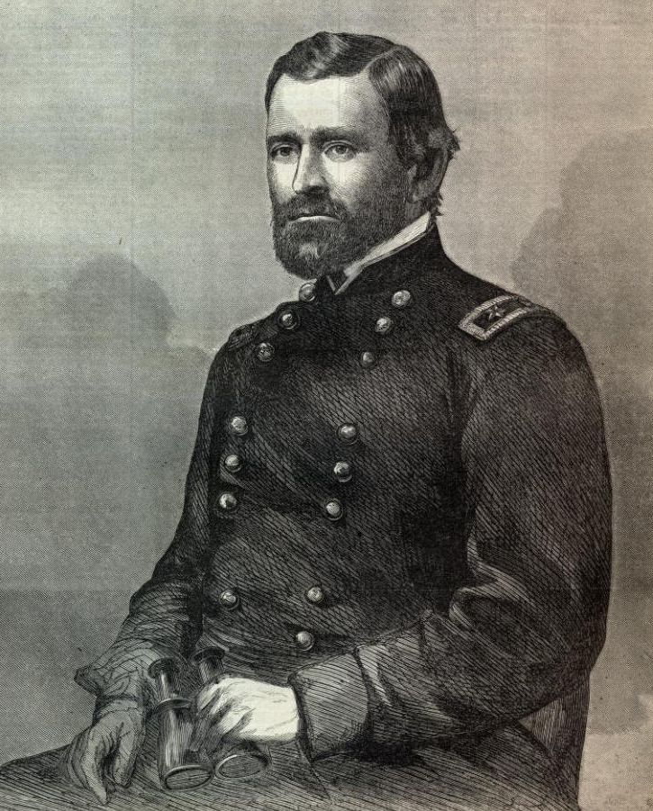 Gen Grant in Tennessee