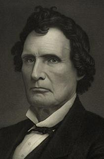 Radical Republican and Ways and Means Committee Chairman Rep. Thaddeus Stevens