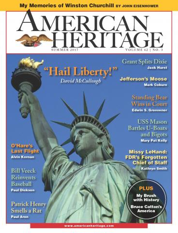 Summer 2017 American Heritage cover