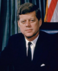 Profile picture for user John F. Kennedy